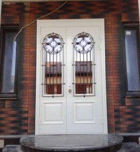 Какие стекла используются в дверях со стекло-пакетами?