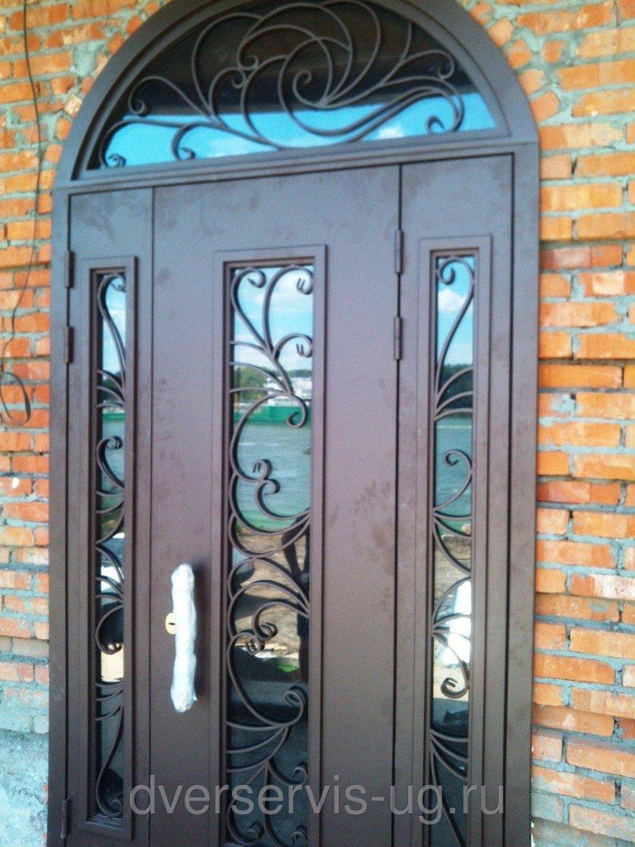 входная дверь металлическая в королеве