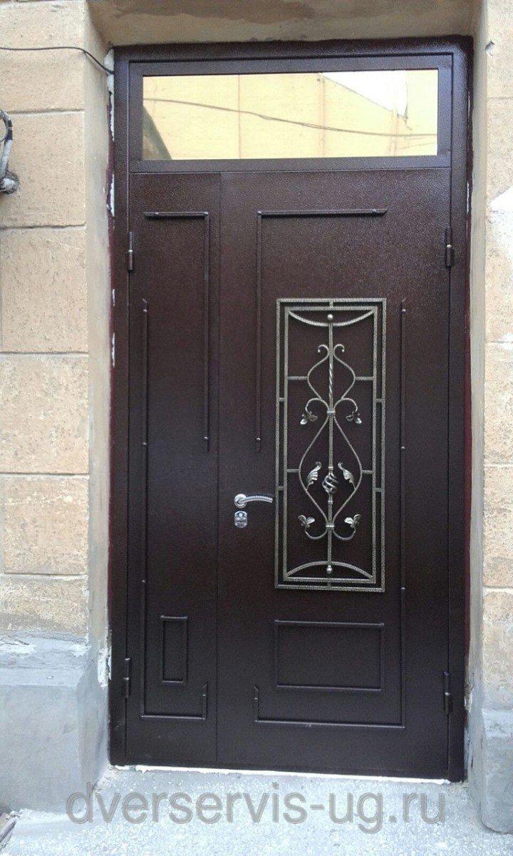 дверь входная новокосино
