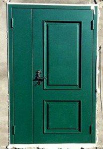 двухстворчатая дверь в Ростове-на-Дону