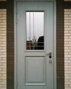 Дверь со стеклом Премиум