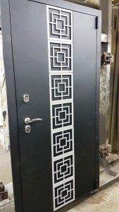 Дверь стальная Греция