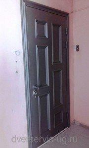 """Входные двери """"зеркальный панцырь"""""""