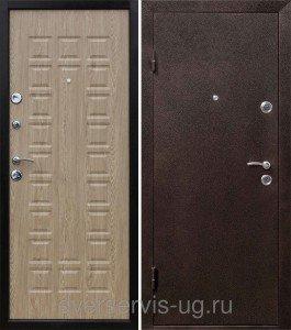 Дверь входная Йошкар Ель карпатская