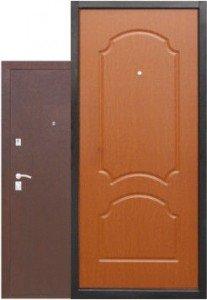 Дверь входная Стройгост 7 Золотистый дуб