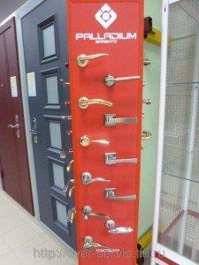 """Дверные ручки """"Palladium"""""""
