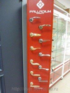 Дверные ручки Palladium