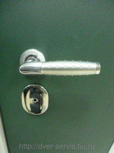 Дверные ручки GIADA мат.хром